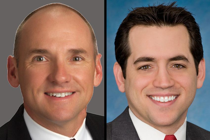 Two old rivals, Coppell school board member Bennett Ratliff and state Rep. Matt Rinaldi, are facing off in a primary brawl f…