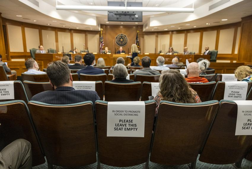 The House Elections Committee met to hear public testimony on a number of proposed election reform bills related to election…