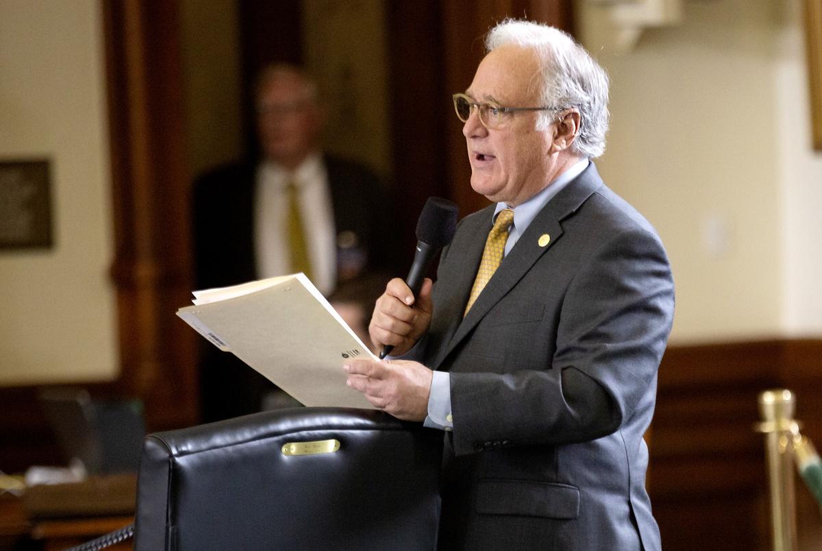 State Sen. Kirk Watson to retire from Texas Senate