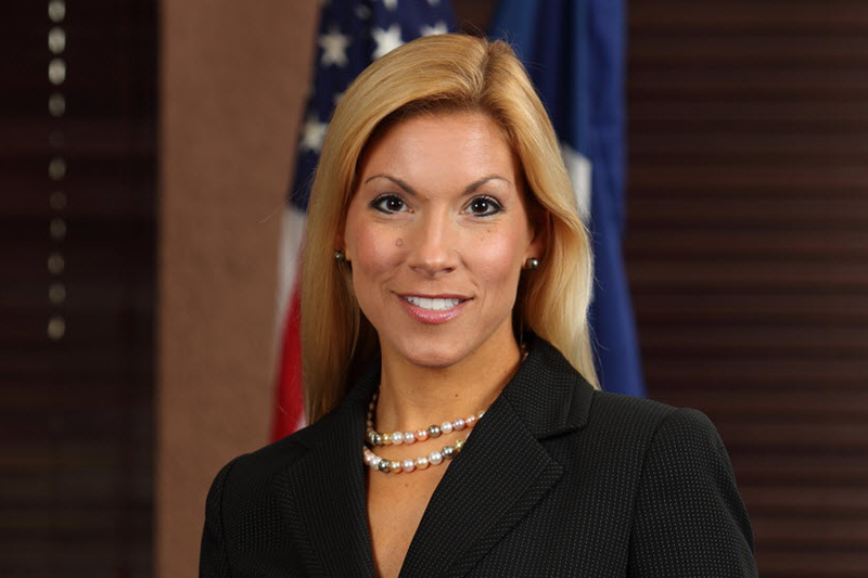 Beth Van Duyne, who became mayor of Irving in 2011, took a job as a regional Housing and Urban Development administrator in May 2017.