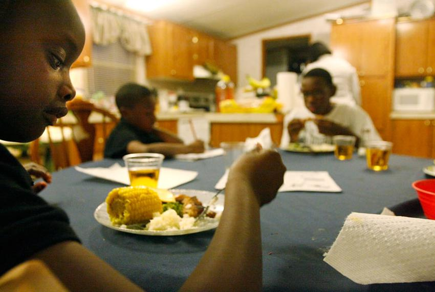 Residents of East Texas, and particularly minorities, often make lifestyle choices, like smoking and eating high-fat diets...