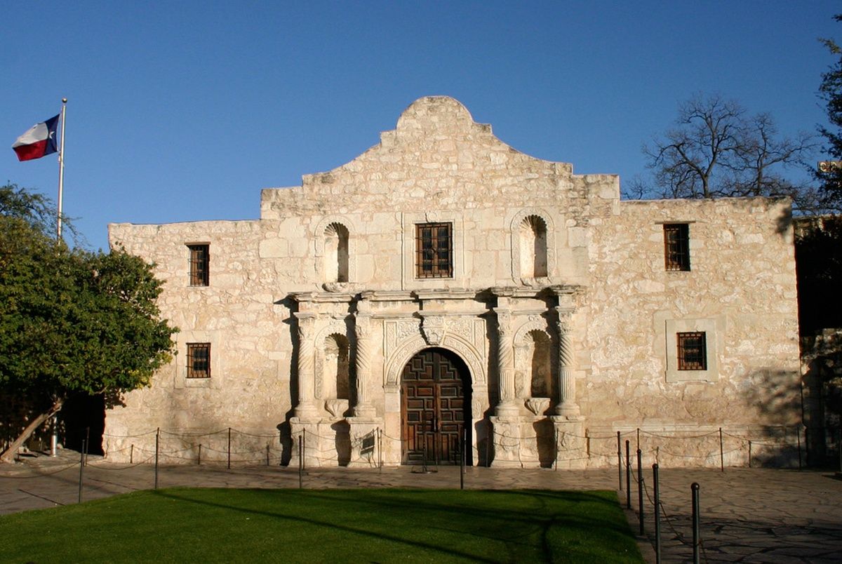 Alamo and Other Texas Shrines Win UN Designation | The ...