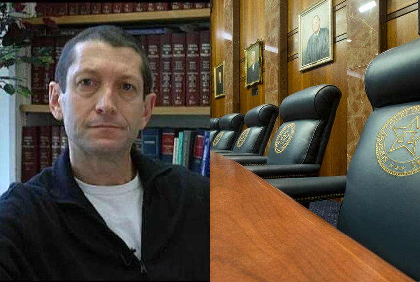 Attorney David Dow.