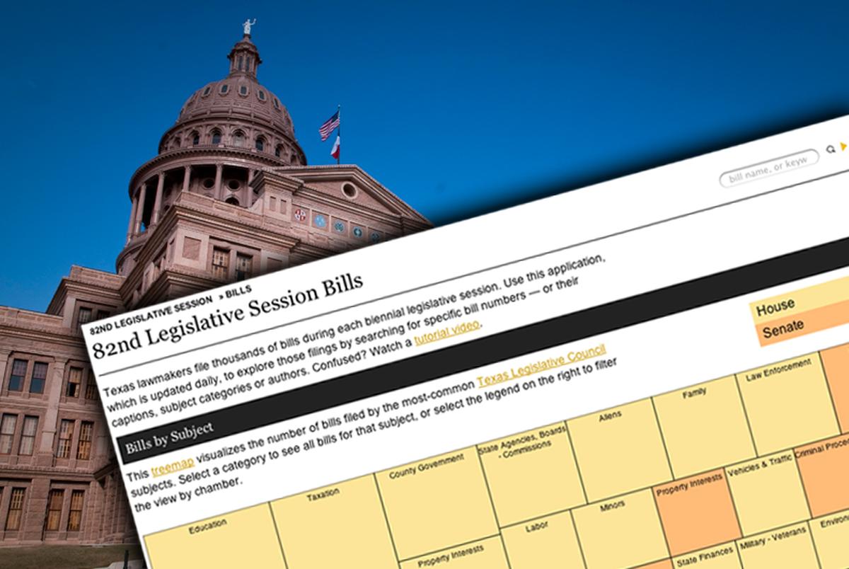 Texas Legislative Guide | The Texas Tribune