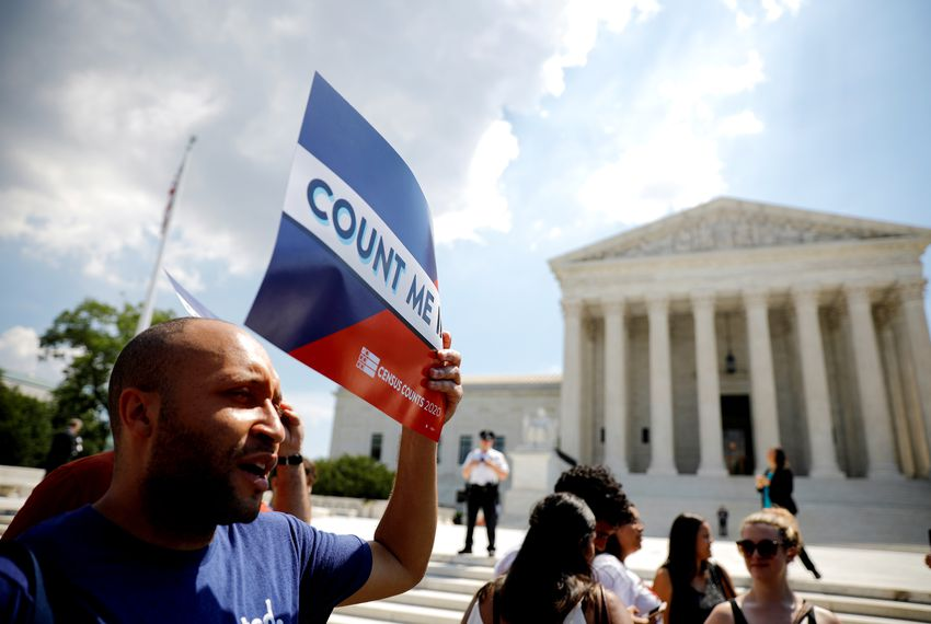 The U.S. Supreme Court ruled that President Donald Trump's administration did not give an adequate explanation for its plan to add a citizenship question to the 2020 census.