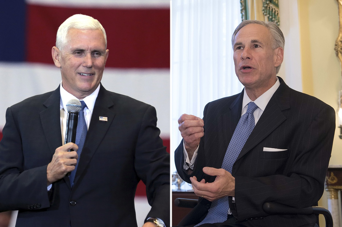 Vice President Mike Pence to headline fundraiser for Texas ...