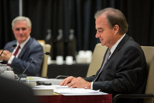 A&M System moves to extend contract of Chancellor John Sharp