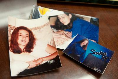 Family photos of Melissa Trotter, the 19-year-old college student who disappeared from campus on Dec. 8, 1998 and was found dead in the Sam Houston National Forest 25 days later.