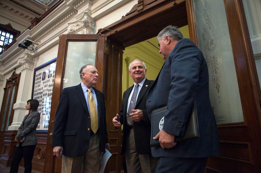 House Public Education Chairman Jimmie Don Aycock, R-Killeen