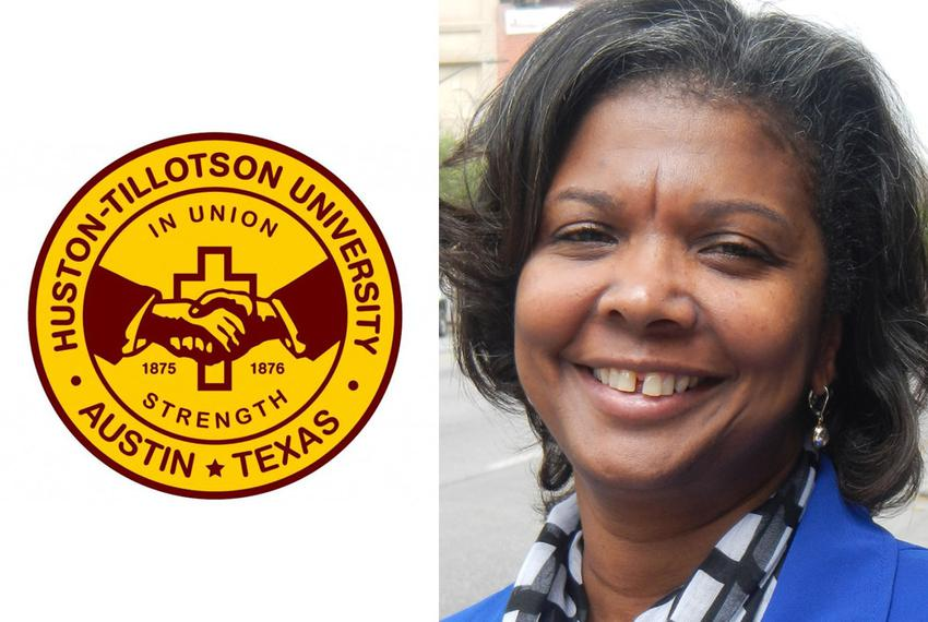 Colette Pierce Burnette was named president of Huston-Tillotson University in Austin.