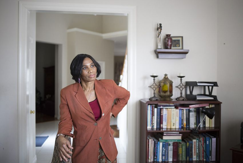Anthonia Nwaorie, a 59-year-old nurse who lives in Katy, is suing Customs and Border Protection after the agency took $41,000 from her and never charged her with a crime. Nwaorie planned to use the money to build a medical clinic in her home country of Nigeria.