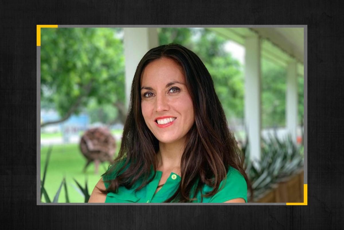 Some progressive Democrats are urging a top Latina organizer to run...