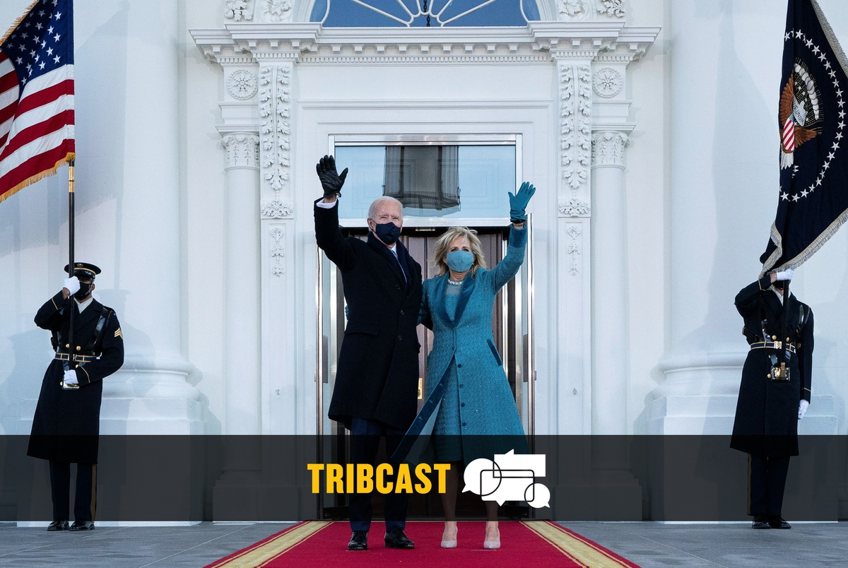 TribCast: What the new Biden administration means for ...