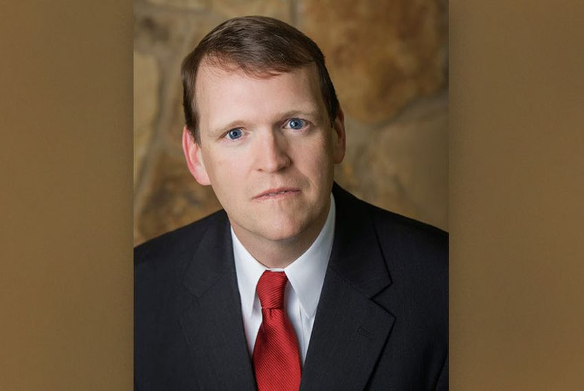 Ken Paxton's first assistant attorney general, Jeff Mateer.