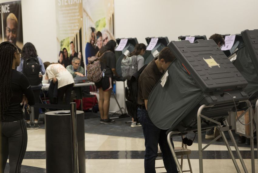 A top lawyer for the state says Texas did not make any mistakes or impose unconstitutional burdens on certain voters in rolling out its citizenship review.