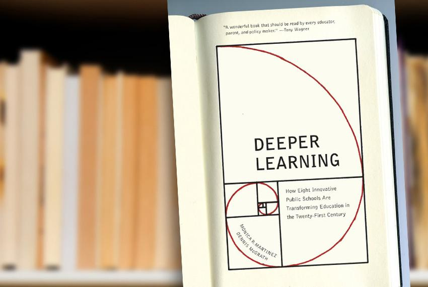 Deeper Learning: How Eight Innovative Public Schools Are Transforming Education in the Twenty-First Century by Monica Martin…