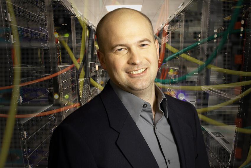 Lanham Napier, the chief executive officer of the web hosting company Rackspace