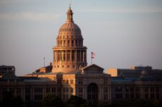 The Texas Capitol in Austin on June 20, 2017.