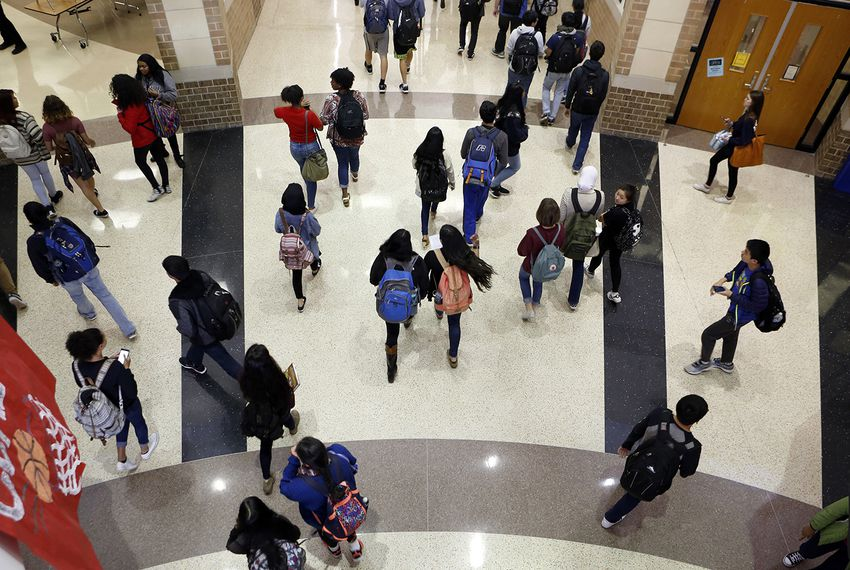 Texas Kids Werent Kept Out Of Special >> New Texas Law Makes It Easier To Punish Students Who Harass