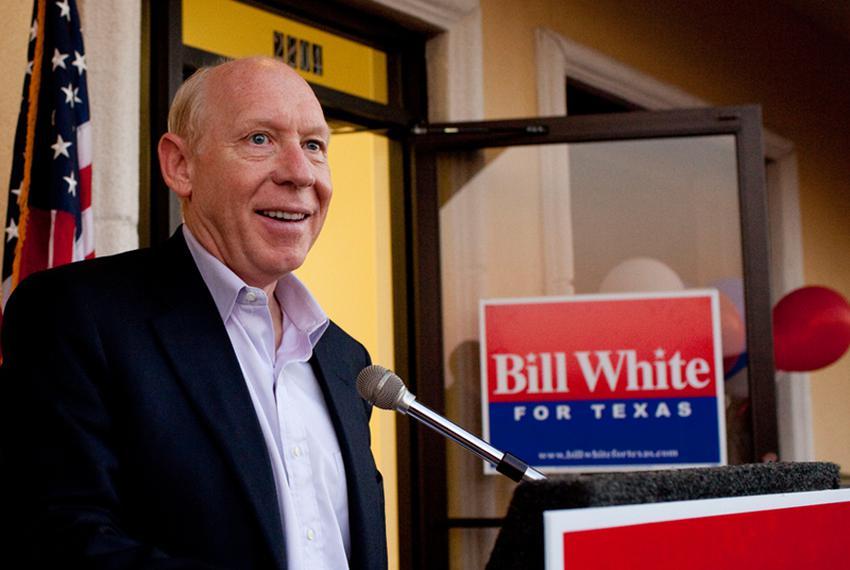Bill White campaign headquarters Edinburg, Texas.