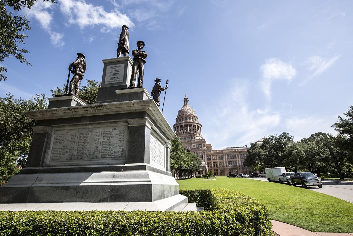 texastribune.org - Bobby Blanchard - Texas has more than 180 public symbols of the Confederacy. Explore them here.
