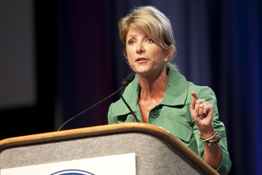 Former state Sen. Wendy Davis is running against U.S. Rep. Chip Roy.