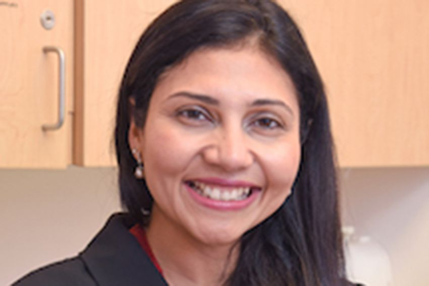 Dr. Rinarani Sanghavi is an associate professor of pediatrics at UT Southwestern Medical Center.