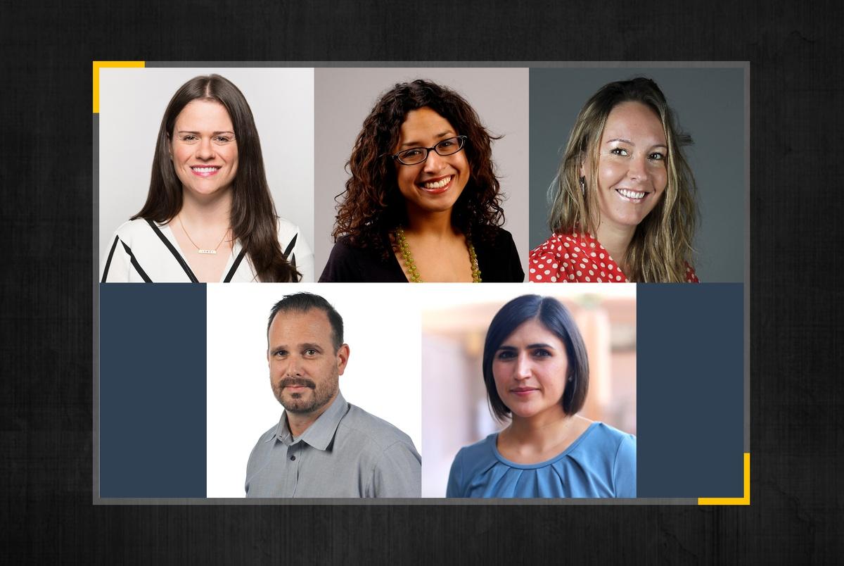 T-Squared: Meet five star reporters on the ProPublica/Texas Tribune investigative team