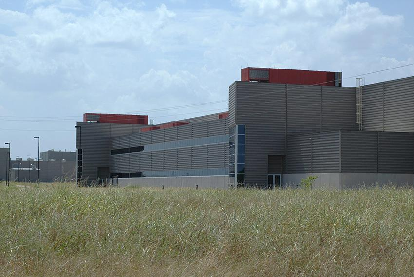 The Superconducting Super Collider (SSC) had been under construction near Waxahachie, Texas, until Congress defunded it.