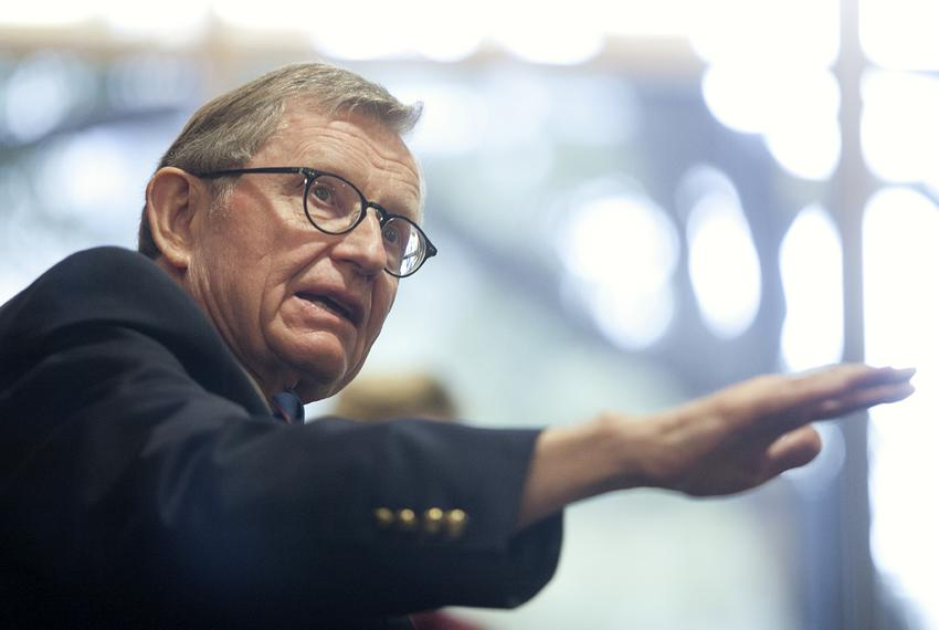 E. Gordon Gee, president of The Ohio State University and chairman of the National Commission on Higher Education Attainment…