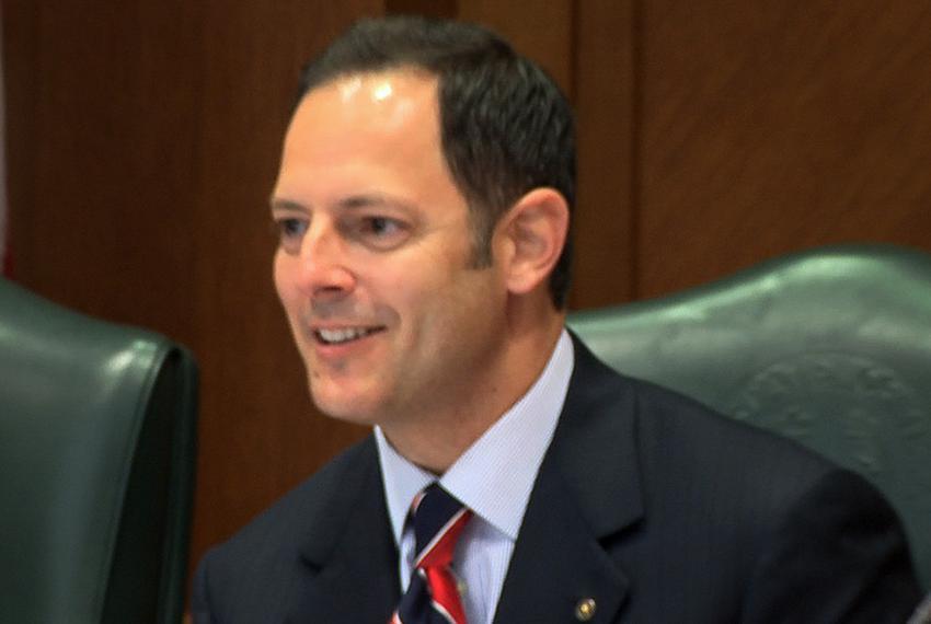 State Rep. Rafael Anchia, D-Dallas, in May, 2010.