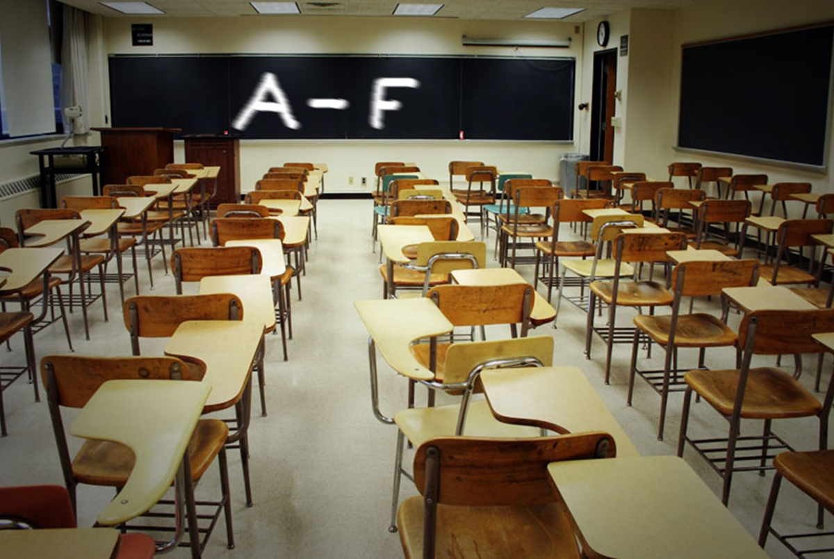 Texas has issued A-F grades for its school districts. Here's a look at what stands out.