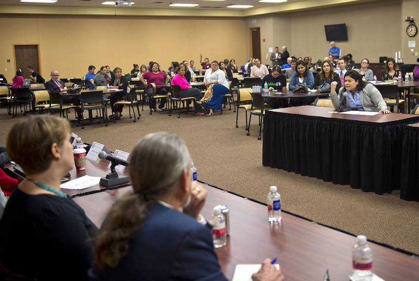 Feds Put Brakes On Special Education >> Texas Education Agency The Texas Tribune
