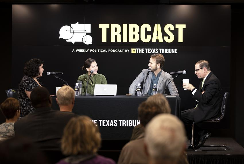 TribCast host Alexa Ura is joined by political reporter Cassi Pollock, managing editor Matthew Watkins and Tribune CEO Evan …