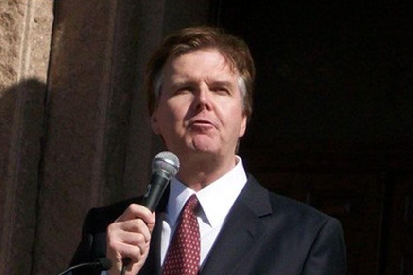 State Sen. Dan Patrick, R-Houston.