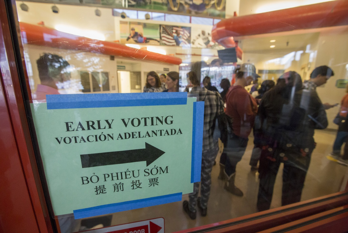 Texas ended temporary voting locations to curb abuse. Now rural and...