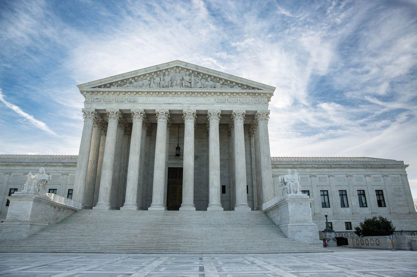 Supreme Court Puts Redrawing Of Texas Electoral Maps On Hold