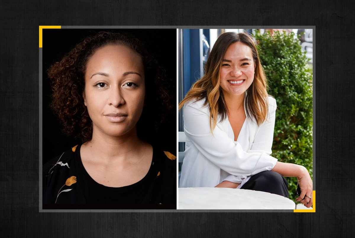 T-Squared: We've hired Stacy-Marie Ishmael and Millie Tran to lead us in our second decade