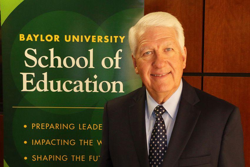 John E. Wilson isthe program director for Baylor University'sDoctor of Education in K–12 Educational Leadership.