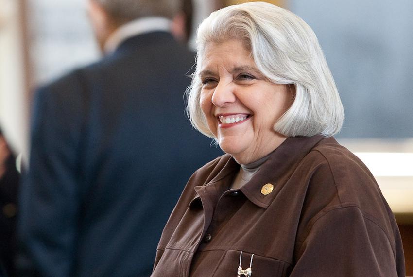 Sen. Judith Zaffirini D-Laredo