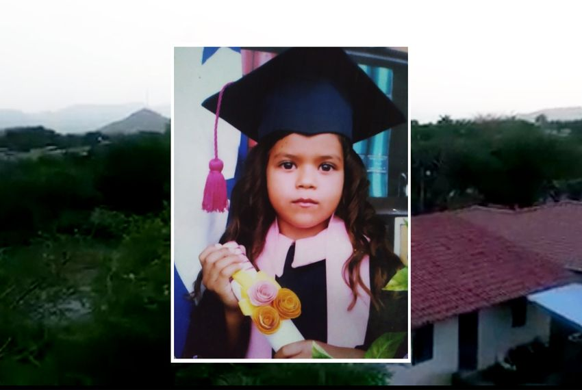 Six-year-old Heyli was separated from her father after crossing the U.S. border in late May. Her mother and aunt, who have spoken to her by phone, say she cries constantly and begs them to take her away from the Arizona facility where she is being held. 