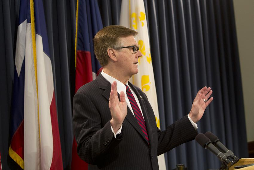 At a May 17, 2017, news conference, Lt. Gov. Dan Patrick told reporters that the House had to pass two items — property tax …