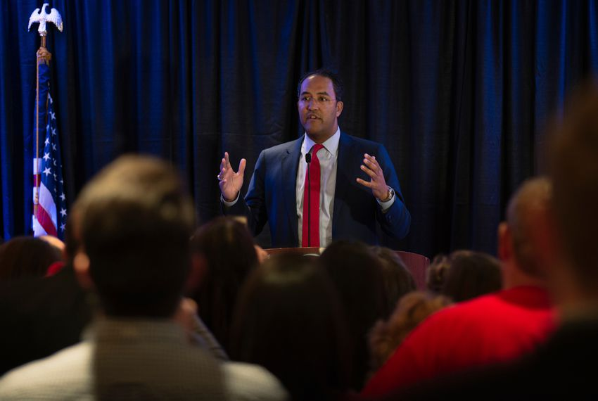 U.S. Rep. Will Hurd, R-Helotes, is among a handful of Republican congressman from Texas who are retiring before the 2020 election cycle.