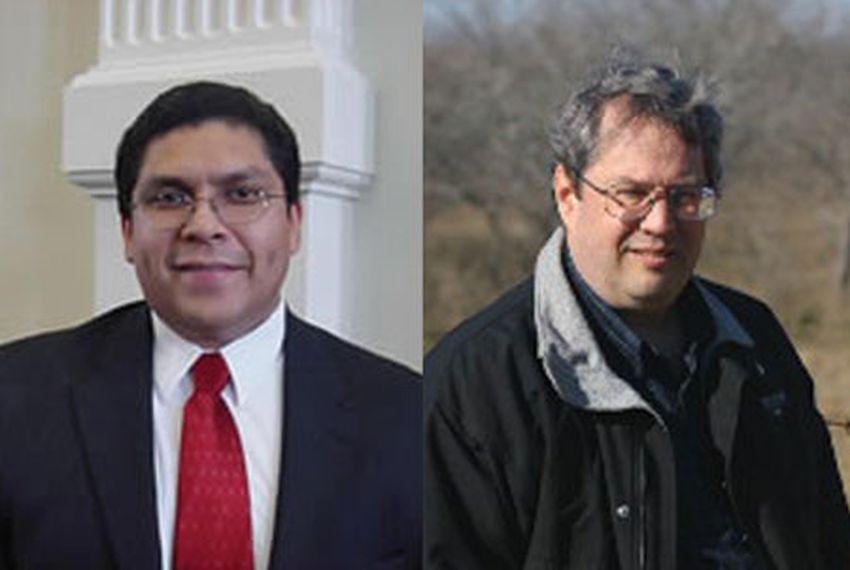 Victor Carillo, David Porter