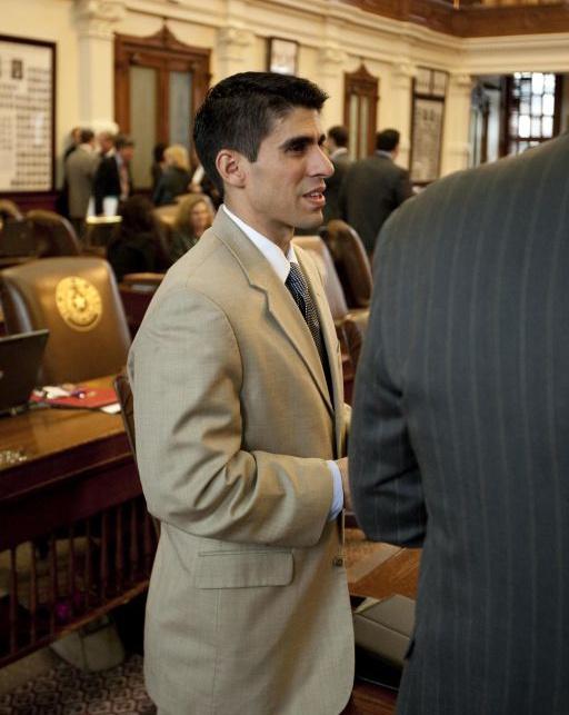 State Rep. Eddie Lucio III, D-San Benito