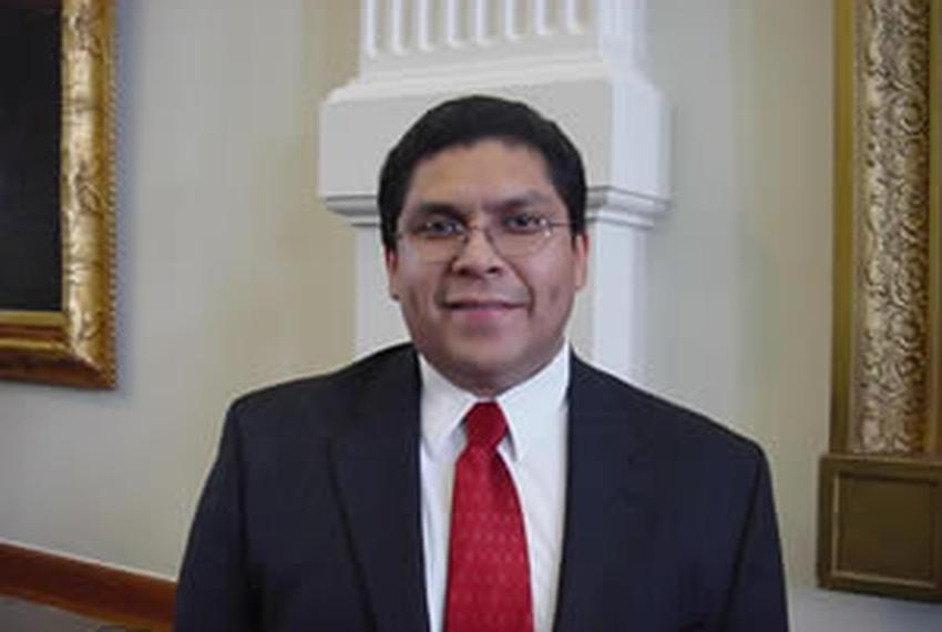 Railroad Commission Victor Carrillo