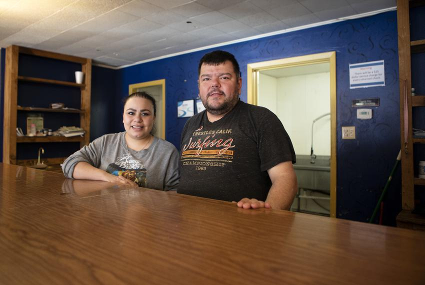 Orlando and Brenda Carrillo are the owners of  Panaderia Carrillo in Dumas.