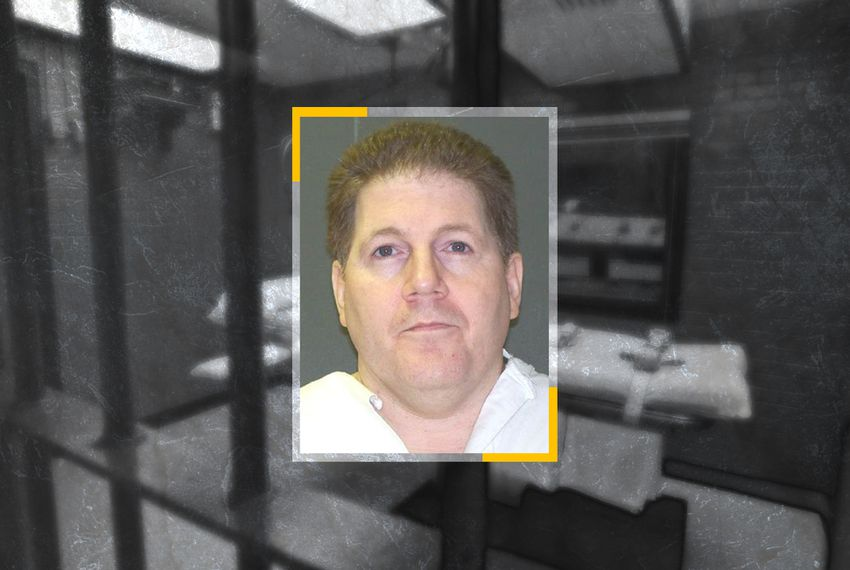 Mark Robertson was the second Texas death row inmate to have his execution halted in recent weeks.