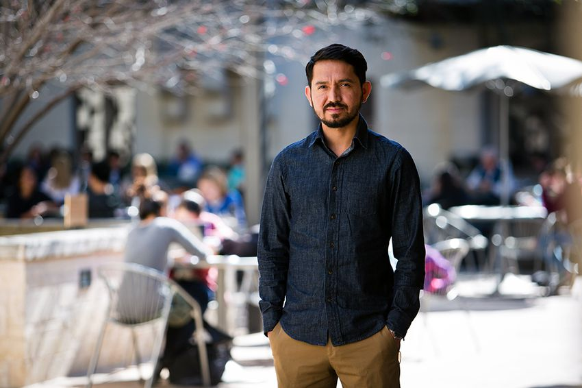 After being pulled over for a broken taillight while a student at the University of Texas at Austin in 2009, Raul Zamora found himself in an immigration detention center instead of class for a week.