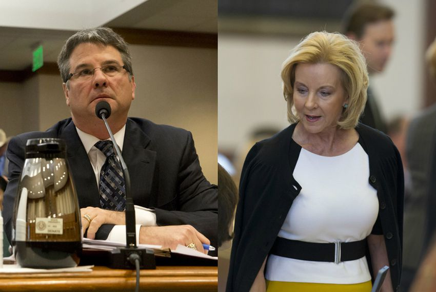 "State Sen. Charles Perry, R-Lubbock, and state Rep. Geanie Morrison, R-Victoria, are shepherding legislation to tighten the requirements on ""judicial bypass,"" abortions."